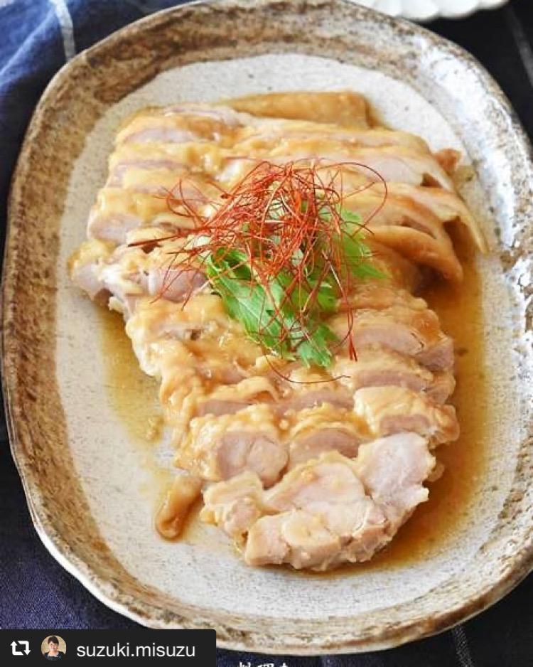 【レンジで6分】簡単♪ 時短♪ 鶏チャーシューレシピ 画像1